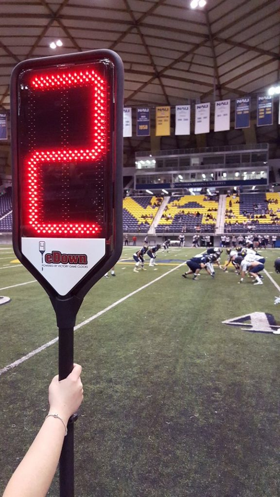 Football Digital Down Marker eDown
